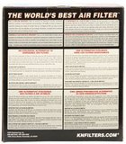 K&N Open Luchtfilter Conisch 70mm_