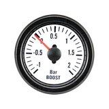 Turbodruk Meter Analoog_