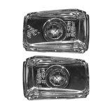Knipperlichten Helder / Chrome - Volvo 240 / 850 / 740 / 940_