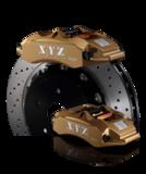 XYZ 303mm 4-Zuiger Big Brake Kit Volvo 850 / S70 / V70 / C70_