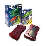 EBC Remblokken Set Vooras Volvo S60R / V70R AWD  2003-07_