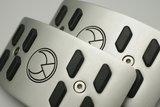 Heico Aluminium Pedalen Set - Volvo C30 / C70II / S40II / V50 / V40II / S60II / V60 Handbak_