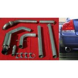 JT Sportuitlaat Japstyle Volvo S60 2WD 2000>_
