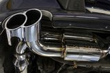 Porsche 996 Turbo Supercup Exhaust System_