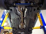 IPD Sportuitlaat Systeem Volvo S60 / V60 T6 AWD (P3)_