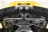Porsche Boxster Spyder Valvetronic Sport Uitlaat_