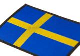 Zweedse Vlag Stof_