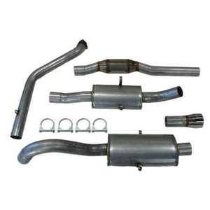 JT Sportuitlaat Systeem Volvo 700 / 900 Turbo 1990-98 (incl. downpipe)