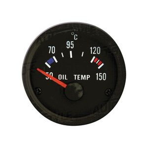Olietemperatuur Meter Analoog