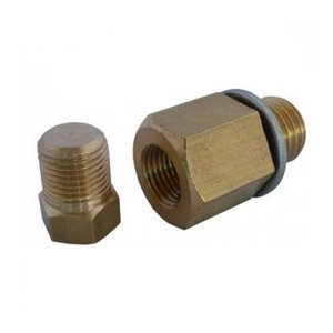 Carterplug Adapter M20x1.5 - 1/8NPT