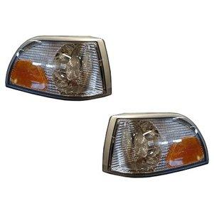 Knipperlichten USA Helder / Chrome - Volvo S/V/C70 Classic