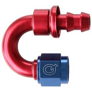 Push-on Koppeling 180°