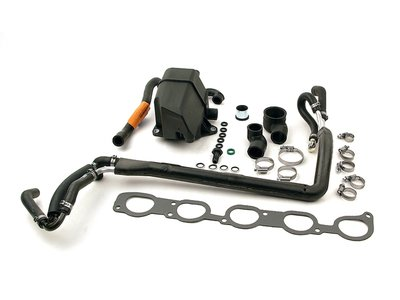 Carterventilatie Kit - Volvo C70 / S60 / V70N / XC70 / XC90 Turbo  2002-04