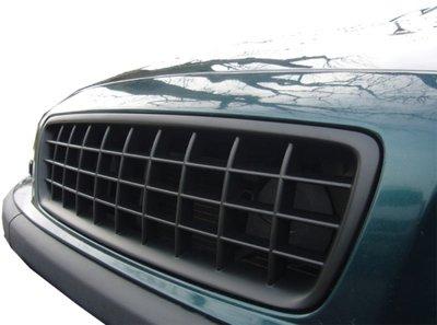 Sportgrille Zwart Volvo V70N 2000-04