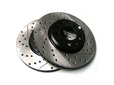 StopTech Remschijven 280mm Vooras Volvo 850 / S70 / V70 / C70 / 960 / S90 / V90
