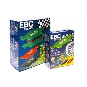 EBC Remblokken Set Vooras 300mm Volvo C30 / S40 / V50 / C70