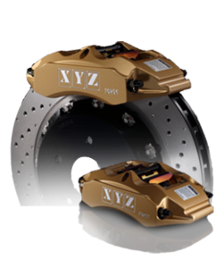 XYZ 303mm 4-Zuiger Big Brake Kit Volvo 850 / S70 / V70 / C70