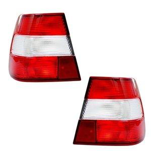 Achterlichten Rood/wit - Volvo 940 / 960 Sedan