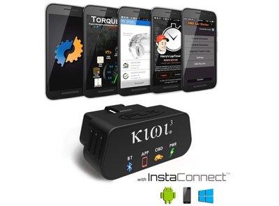 PLX Kiwi 3 OBD-II Draadloze Scanner