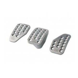 OMP Aluminium Pedalen Set