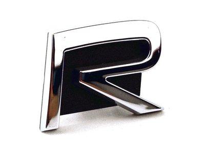 Volvo R-logo Embleem Grille