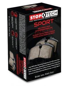 Stoptech Remblokken Set Vooras Volvo S60 / V70N / S80 / XC70  2000-04