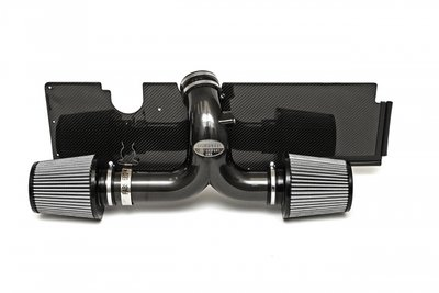 Fabspeed Carbon Fiber Competition Air Intake Porsche 997 2005-08