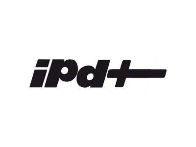 IPD Sticker Zwart