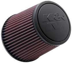K&N Open Luchtfilter Conisch 76mm