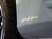 IPD Sticker Wit