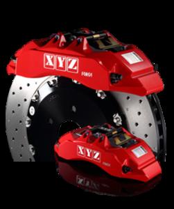 XYZ 330mm 6-Zuiger Big Brake Kit Volvo V40  2013-